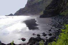 Playa de Nogales - Puntallana - La Palma