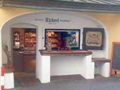 Salzburgs älteste & kleinste Bäckerei 1429  Salzburgs oldest & smallest bakery 1429