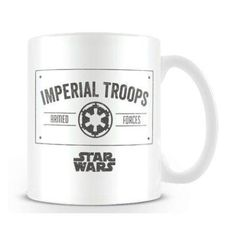 Caneca Star Wars - Imperial Troops