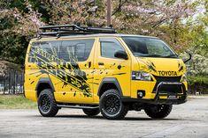 Toyota Hıace 4 x 4 Transporter T3, Volkswagen Transporter, Toyota Hiace, Toyota Van, Toyota Supra, Van Signage, Vw Syncro, Van Car, Cool Vans