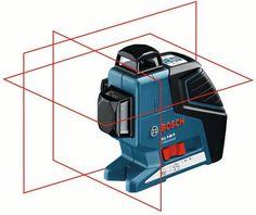 Nível a laser 360º Nível a laser de linhas GLL 3-80 P Professional