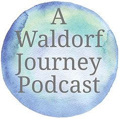 This episode is a conversation between a Waldorf classroom teacher and a Waldorf homeschooler. Meredith talks with Jean Miller of Waldorf-Inspired Learning all about confidence and the lively arts. Click to have a listen.