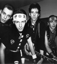 The Clash in Japan