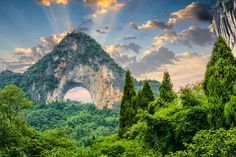 From a skinny Utah arch to a spectacular Chinese bridge, you'll want to visit these natural wonders.
