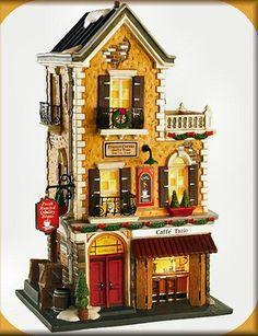 Caffé Tazio Christmas In The City