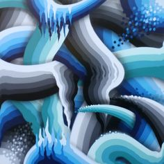 """""""Permafrost"""" See more work by Ricky Watts by subscribing on Ziibra at http://www.ziibra.com/ricky-watts/"""