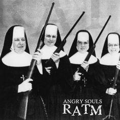 Rage Against the Machine…