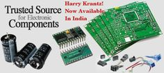 Harry Krantz Company  is one of the leading electronic components distributors and also one of the well known suppliers of electronics semiconductor, electrical capacitors IC chips, Smd components and passive components in India.
