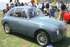 1949 FIAT Topolino 750 by Zagato