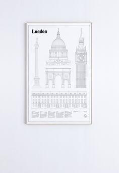 London Elevations   studio esinam