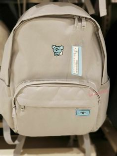 Aesthetic Backpack, Aesthetic Bags, Korean Aesthetic, Stylish Backpacks, Cute Backpacks, School Backpacks, Mochila Jansport, Mochila Kanken, Bts Backpack