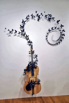Art and Music  ~  Paul Villinski