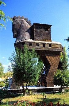 Canakkale Turkey, Canakkale Tour by Travel2Turkey Trojan Horse