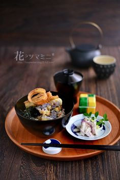 B Food, Japanese Food, Food Styling, Real Food Recipes, Plates, Chicken, Cooking, Breakfast, Drinks
