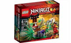 LEGO Ninjago Jungle Trap (70752)