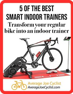 5 of the Best Smart Indoor Trainers for Effective Indoor Training Cheap Exercise Bike, Exercise Bike Reviews, Best Turbo, Indoor Bike Trainer, Average Joe, Indoor Cycling, Cycling Workout, Cyclists