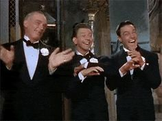 Millard Mitchell, Gene Kelly, Donald O'Connor, Singing in the Rain Singin In The Rain, Dancing In The Rain, Gene Kelly, Fred Astaire, Broadway, Old Movies, Great Movies, Funny Movies, Classic Hollywood