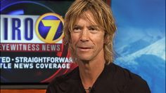 Guns and Roses bass player Duff McKagan visits KIRO 7 to take the reins as Seafair Torchlight Parade Grand Marshal.