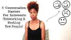 5 Conversation Starters For Introverts: Networking and Meeting New People #DGIJ D20