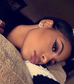 makeup, beauty, and eyebrows image Makeup Goals, Love Makeup, Makeup Inspo, Makeup Inspiration, Makeup Tips, Flawless Face, Flawless Makeup, Skin Makeup, Beauty Make Up