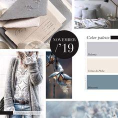 Pantone Colors: Paloma, Créme de Pêche, Bluestone -- Follow Paper Couture Studio on Instagram and Facebook! @papercouturestudio --