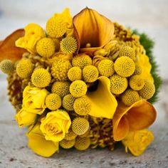 Yellow boquet
