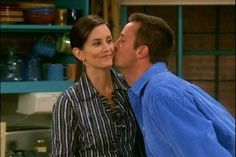 And when you think about what Friends would be like now, you firmly believe Monica and Chandler's marriage has lasted. | Community Post: Why You'll Never Really Get Over Monica And Chandler