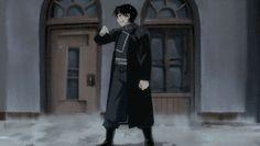 my gif Scar FMA Fullmetal Alchemist fullmetal alchemist brotherhood Roy Mustang riza hawkeye 0ci0 FMA: B