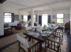 Takaungu House - Large Dining & Living Room