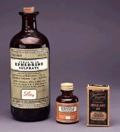 What is the Difference between Ephedrine and Ephedra?