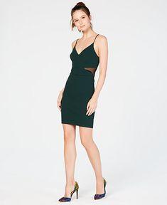 cf65eb1904a139 B. Smart Sleeveless Party Dress-Juniors