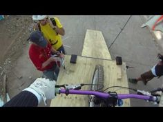 Insane Downhill Bike Race in Chile