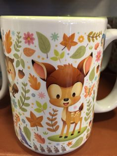 disney parks bambi cuties by jerrod maruyama coffee mug ceramic measures 12 ounces new Powered by Sellbrite Sellbrite www.sellbrite.com | multi-channel, eBay listing software, amazon listing software,