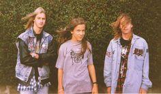 Dissection young Jon Nödtveidt Sweden Black Metal band
