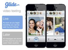 """Glide's asynchronous video messaging makes """"video texting"""" sound less ridiculous"""