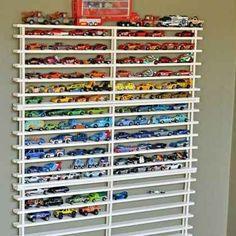 Organize their car collections.