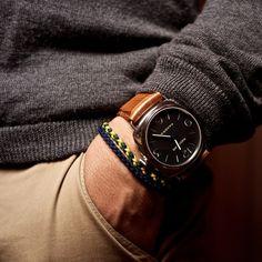 Men Style Line and panerai watch #watch #watches #panerai