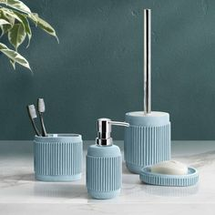 Soap Dispenser, Toothbrush Holder, Soap Dispenser Pump