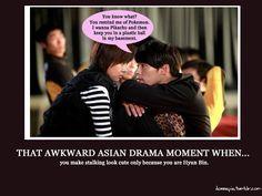Asian Drama Moments