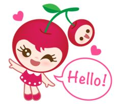 My name is Cherry Melody and my friend, CoCo. Let's bring a happiness to your friends.