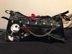 Disney Nightmare Before Christmas purse