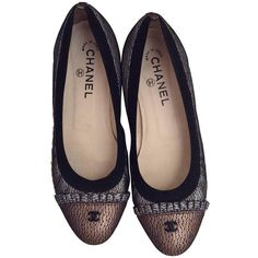 26 Best Chanel flat shoes and pump heels images   Bass shoes, Chanel ... b3412c4a15c