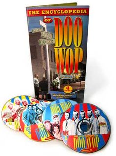 "This collection contains the four Audio CDs from our bestselling ""Encyclopedia of Doo Wop - Volume 2."" One hundred of the rarest hits of the Doo Wop era, all performed by the original artists."
