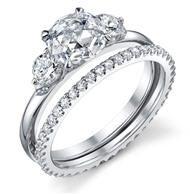 Disney wedding ring-Belle