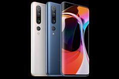Xiaomi Mi Mi 10 Pro with 108 MP quad camera setup, Snapdragon 865 SoC launched in China Smartphone Features, Mobile World Congress, Making Waves, Hole Punch, Lava Lamp, Quad, Product Launch, Lineup