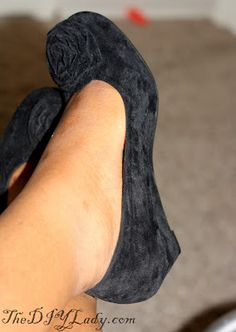 Loving my new shoes... So comfortable.