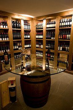 Liquor Shop, Beer Shop, Wine Shelves, Wine Storage, Wine Shop Interior, Wine And Spirits Store, Whiskey Room, Caves, Bar A Vin