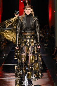 Jean Paul Gautier fall couture 2012 - via @kennymilano