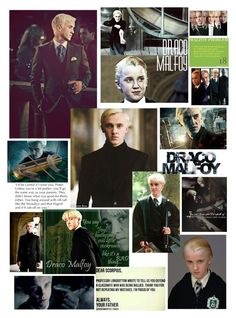 """Draco Malfoy"" by lieutenant-of-artemis ❤ liked on Polyvore featuring art"