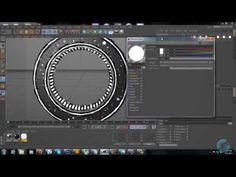 Cinema4D Tutorial - Scifi Tech Modeling with Greebler - YouTube